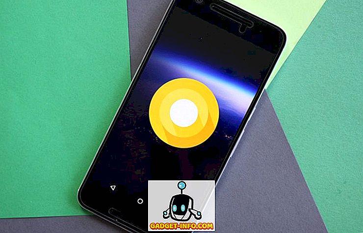 Her er listen over smarte telefoner Få Android Oreo