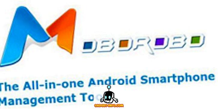 Moborobo - alat za upravljanje Smartphone