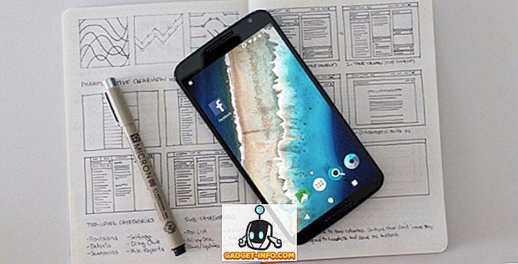 Kako prilagoditi navigacijsko vrstico na Androidu