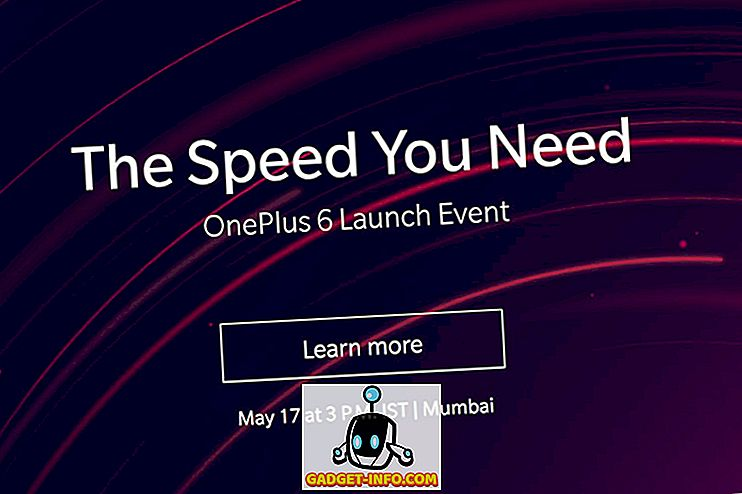 Билети за OnePlus 6 India Launch to Go Live на 8 май