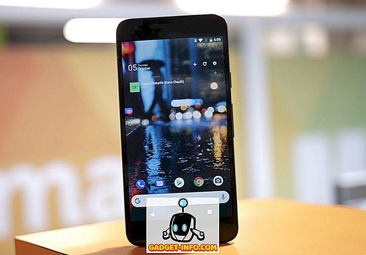 Kuidas saada Pixel 2 käivitaja mis tahes Android-seadmes