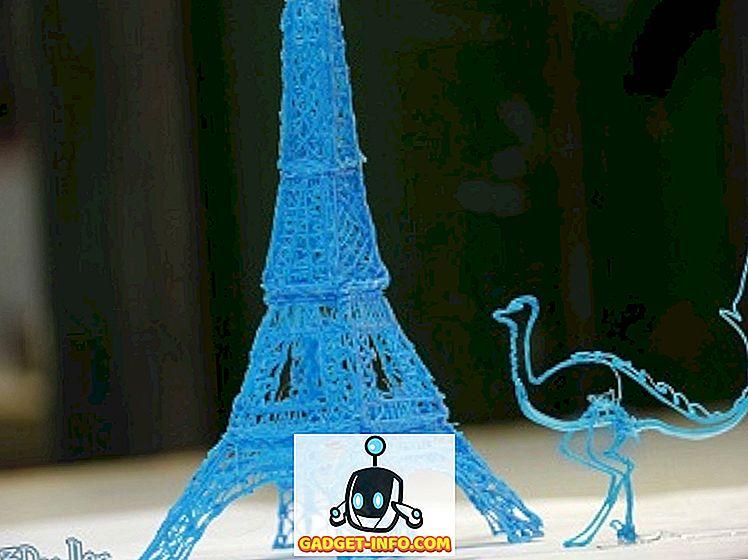 3Доодлер, Прва светска 3Д штампа за штампање