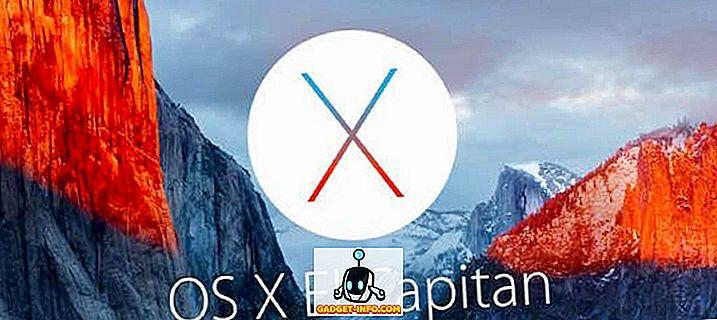 Kuidas luua käivitatav USB-draiv Mac OS X jaoks 10.11 El Capitan Easy Way