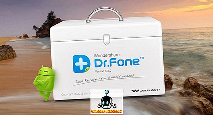 Wondershare Dr Fone Review: atgūt zaudētos failus no Android viegli