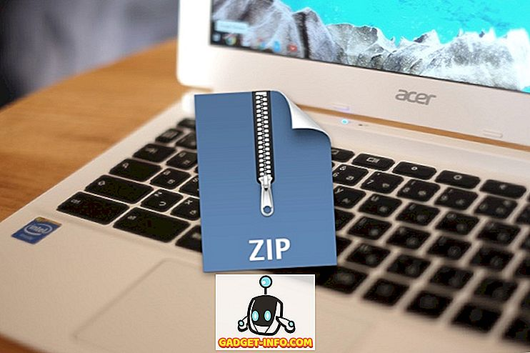 Come estrarre i file ZIP nel Chromebook