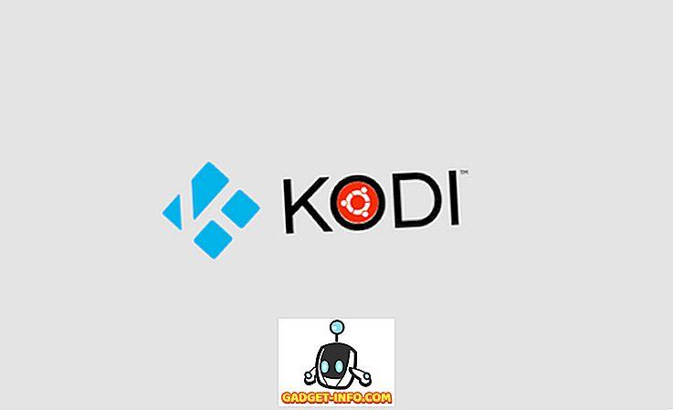 كيفية تثبيت وتعيين كودي في أوبونتو 16.04