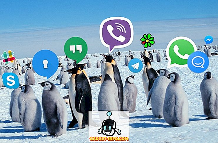 10 Fresh Messenger Apps za Linux