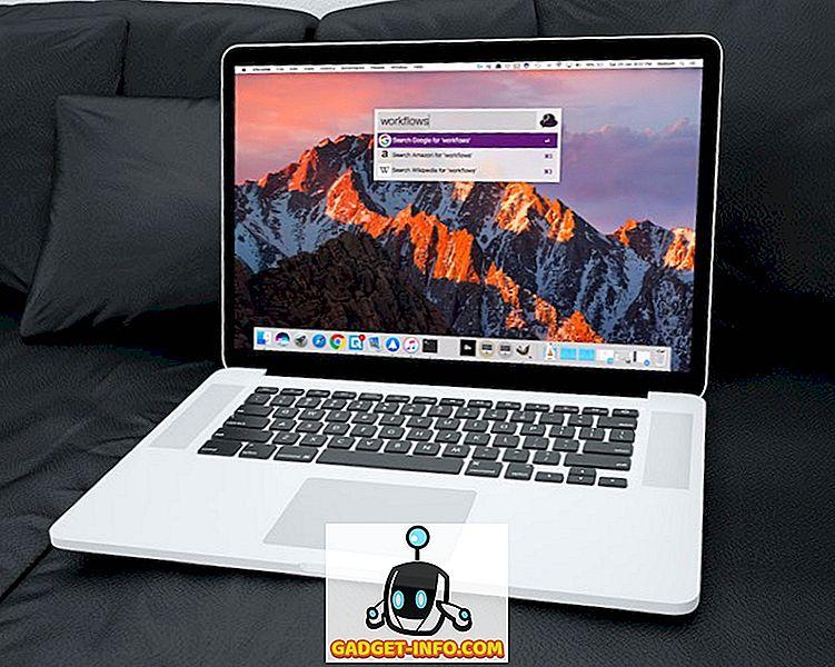 PC: 15 najboljih Alfredovih tokova rada kako bi povećali produktivnost na Macu