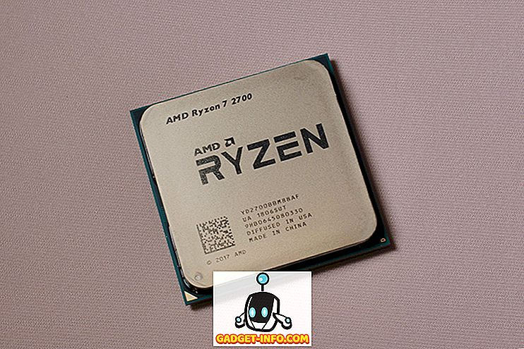 tk: AMD Ryzen 7 2700 Review: võimeline 8-põhise protsessori eelarve