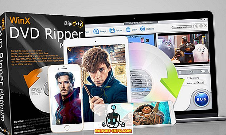 WinX DVD Ripper: rippa DVD e modifica video velocemente su Windows o Mac