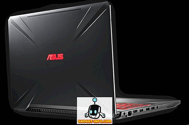 Asus TUF Gaming FX504 Hands On: Ein robustes Gaming-Notebook