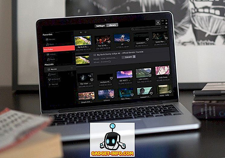 5KPlayer: um media player que lida com vídeos 4K e 5K com facilidade