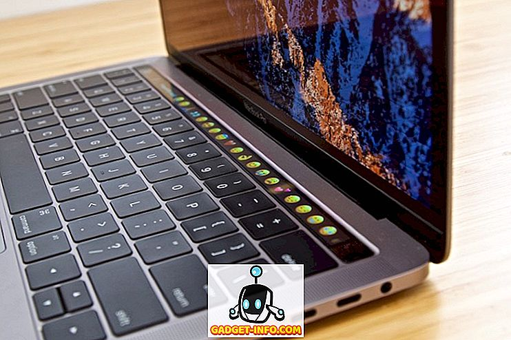 12 applications Cool Touch Bar pour votre nouveau MacBook Pro