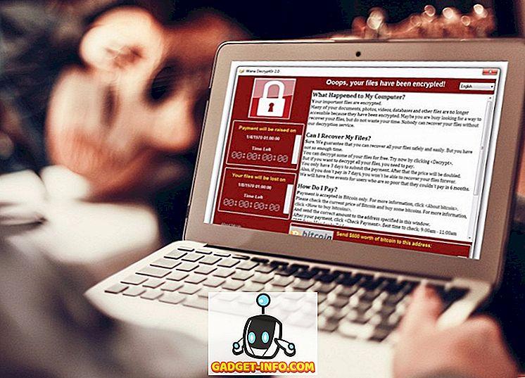 8 Dinge, die Sie über WannaCry Ransomware wissen sollten
