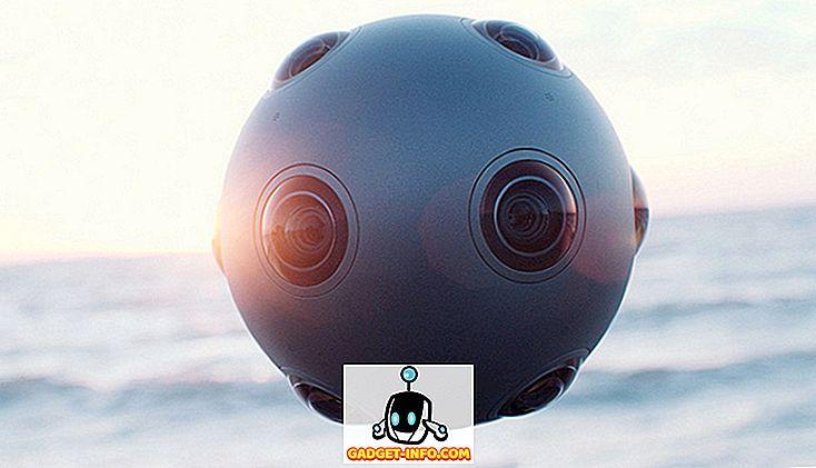inteligentné gadgety: 8 najlepších 360-stupňových kamier, ktoré si môžete kúpiť