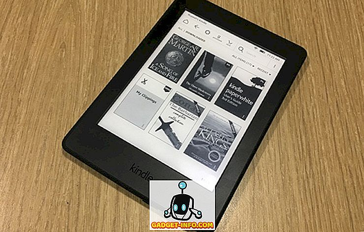 15 Kindle Tips og tricks til at forbedre din E-Reader Experience
