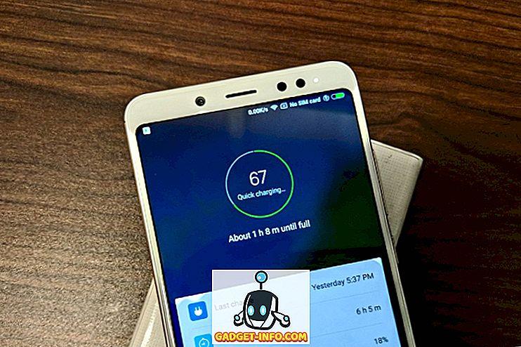 10 кращих швидких зарядних пристроїв для Redmi Note 5 Pro ви можете купити
