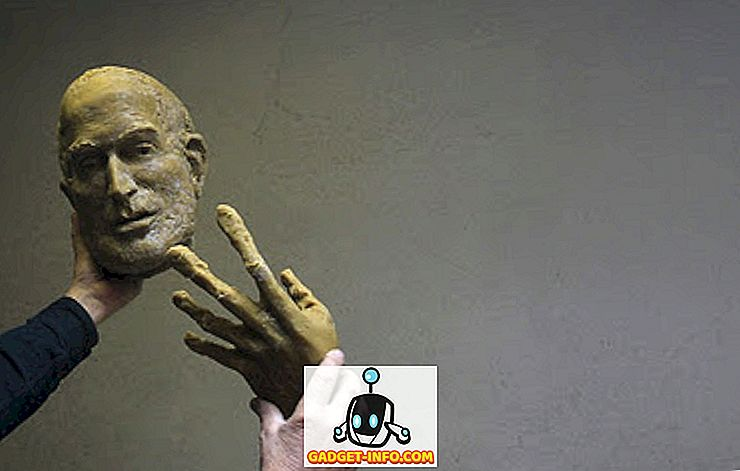 Making of Steve Jobs Bronzestatue von Hungarian Software Co. Graphisoft [PICS]
