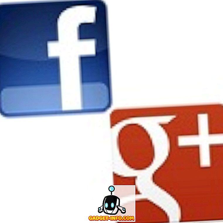 sotsiaalmeedia - Facebook alustas teenust Google+ tõsiselt