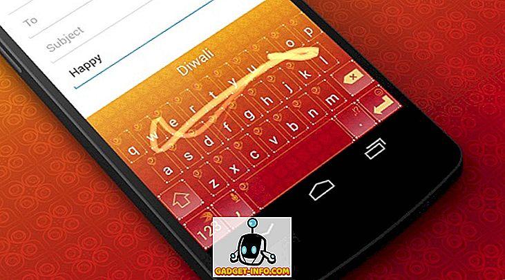 एंड्रॉइड बीटा के लिए स्विफ्टकेई का नवीनतम अपडेट (5.1) 13 और भारतीय भाषाओं को लाता है