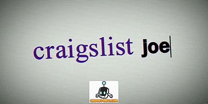 sociale media - 'Craigslist Joe', een film gebaseerd op Craigslist