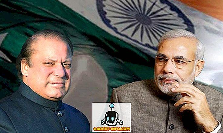 """""""Modi ist ein Terrorist"""" behauptet die sozialen Medien Pakistans nach Wagah-Bombardements"""