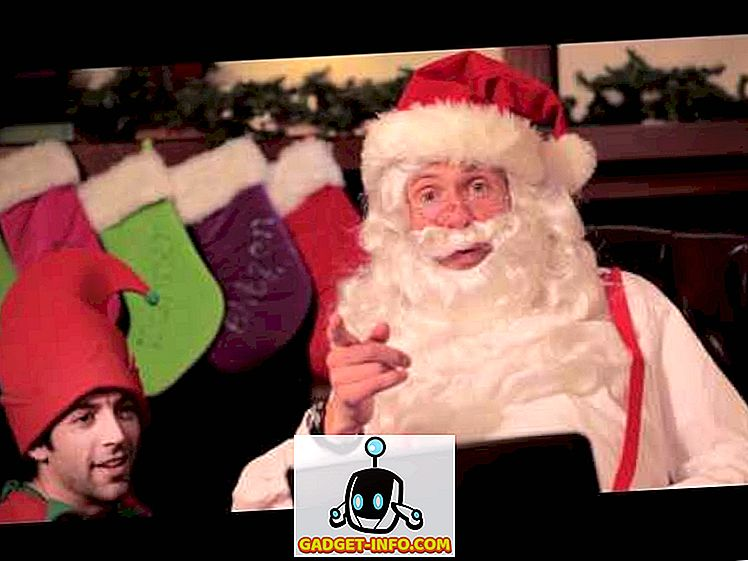 Hilarious Santa's Google Zoektips Rap [Video]
