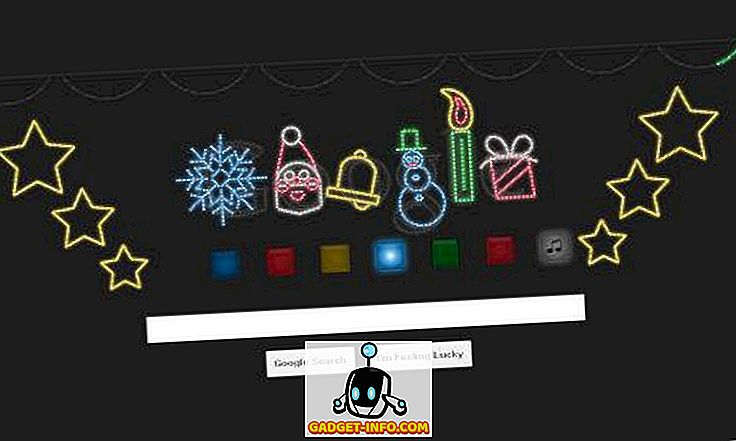 Happy Holidays Google Doodle In Action [Video]