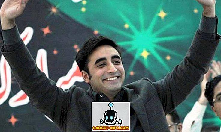 """Social Media reagiert auf Bilawal Bhuttos schlechte Darstellung bei """"Kashmir Million March"""""""