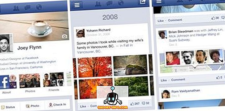 Facebook Timeline Now Available On Mobile