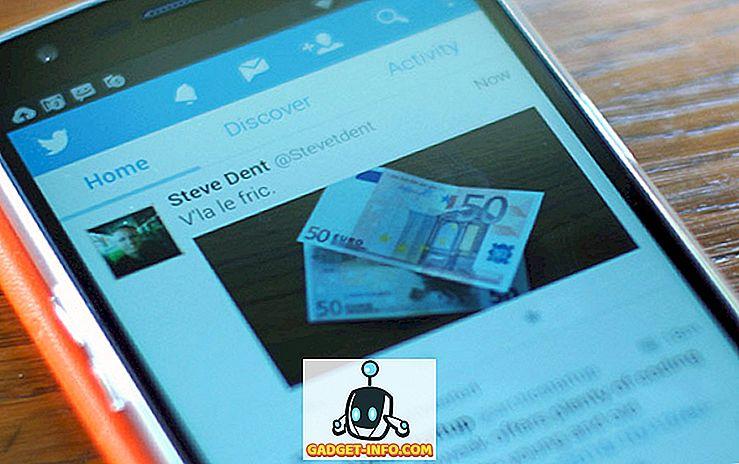 Frankreichs können jetzt über Tweets Geld überweisen