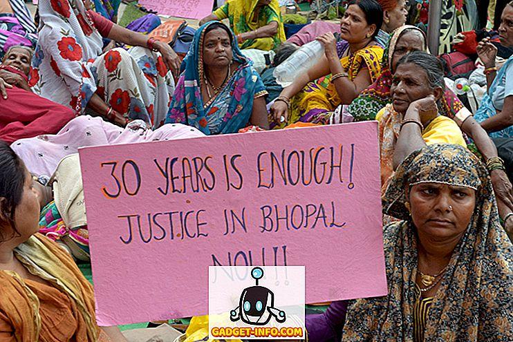 10 chokerende fakta, du ikke vidste om Bhopal Gas Tragedy