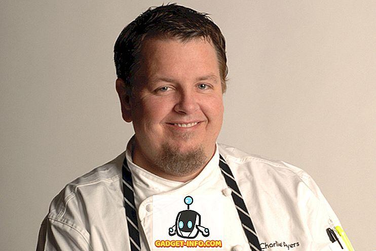 sociale media: Geweldig verhaal achter de eerste chef-kok van Google, Charlie Ayers