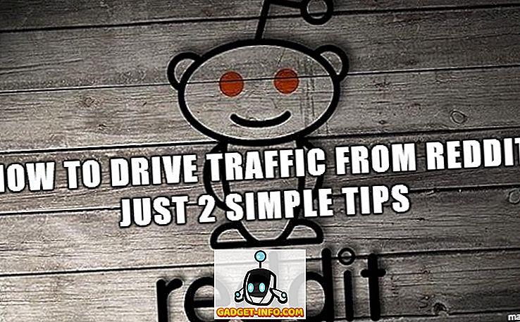 социална медия: Как да карам трафик към вашия сайт от Reddit, само 2 прости съвети