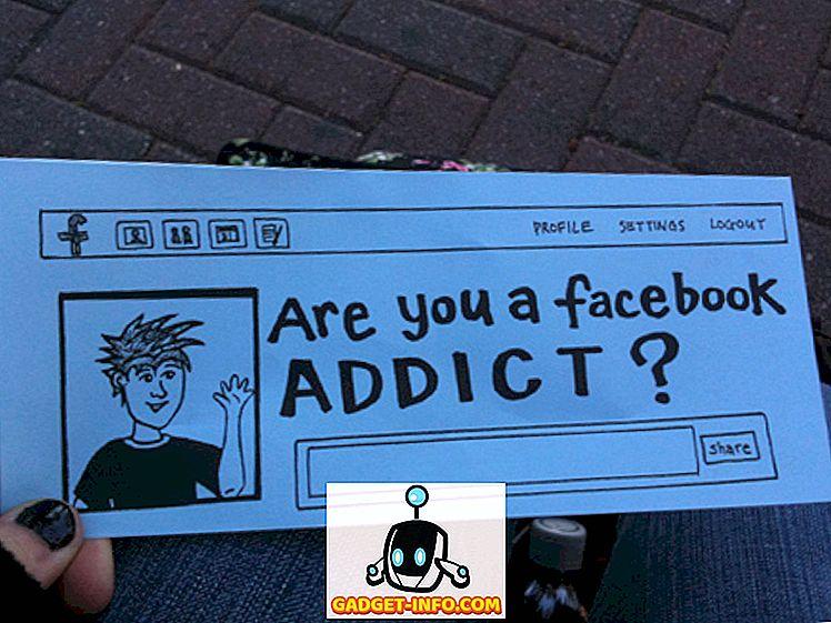 """وسائل الاعلام الاجتماعية - هل أنت مدمن على الفيسبوك؟  """"FAddict"""" يمكن أن تساعد"""