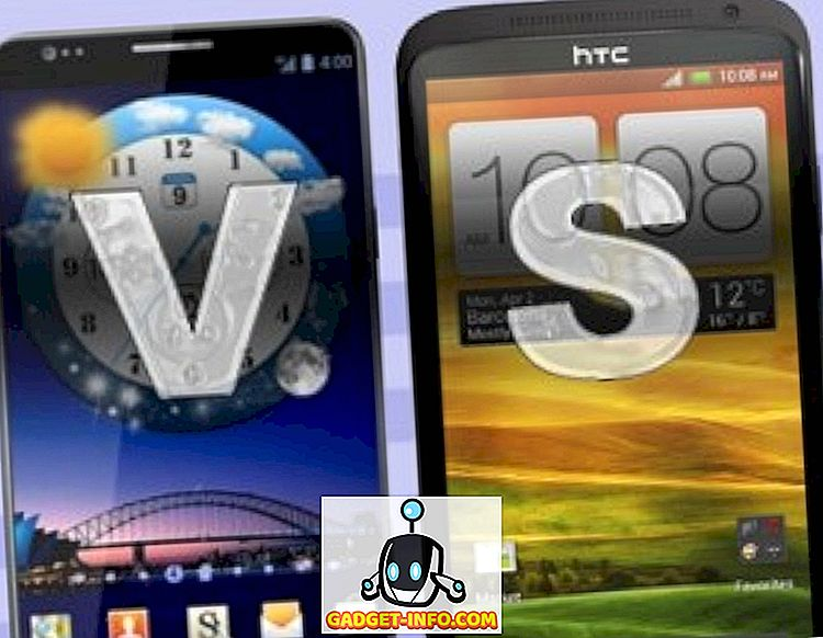 sociale medier - Samsung Galaxy S3 Vs HTC One X