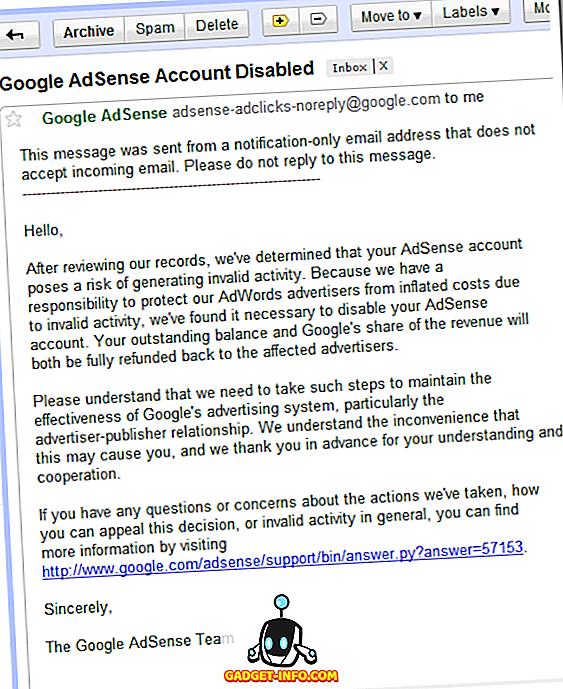 Google Adsense क्यों उत्तरदायी नहीं है?