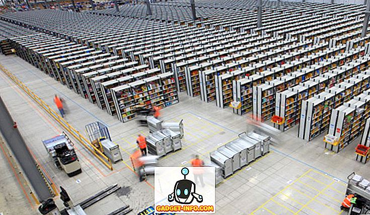 Wewnątrz eCommerce Giant Amazon's Warehouse [wideo]