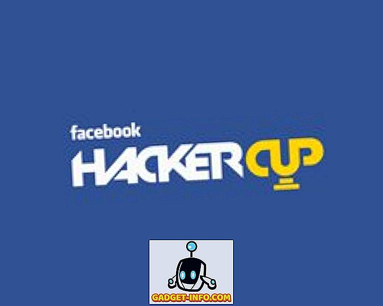 Facebook kündigt zweiten jährlichen Hacker Cup 2012 an