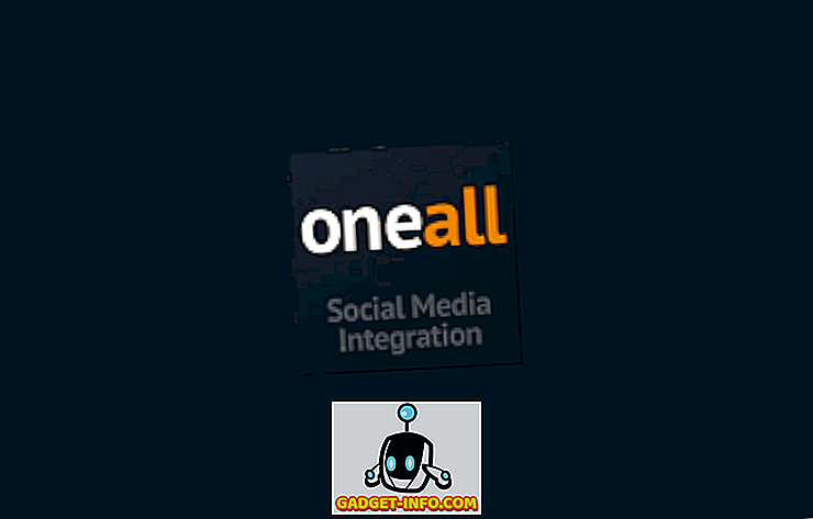 OneAll-Simplifying Integration of Social Networks In Websites