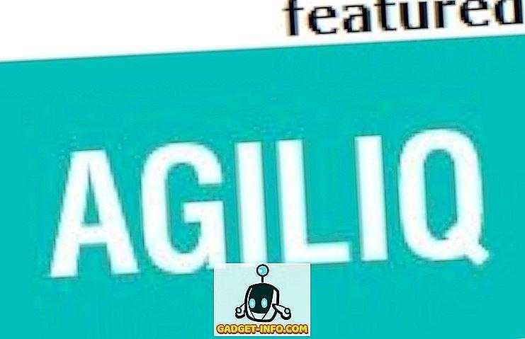 društveni mediji: Agiliq, navodni Web Development Studio Indije