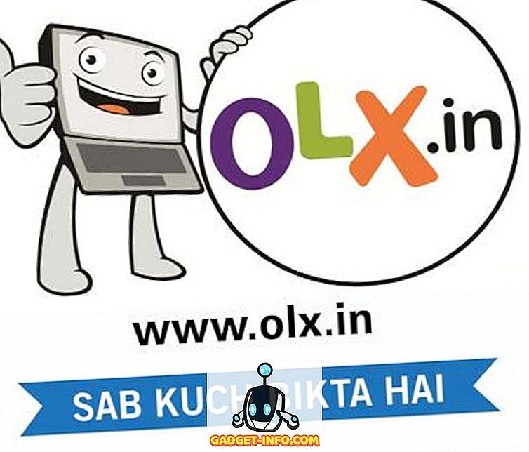 OLX ตลาดการซื้อขายที่เพิ่มขึ้นของอินเดีย