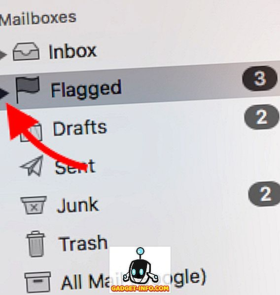Apple Mail Flagged Emails