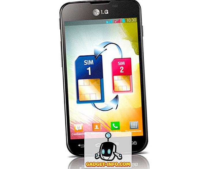 Tính năng, thông số kỹ thuật và giá bán của LG Optimus L5 II tại Ấn Độ