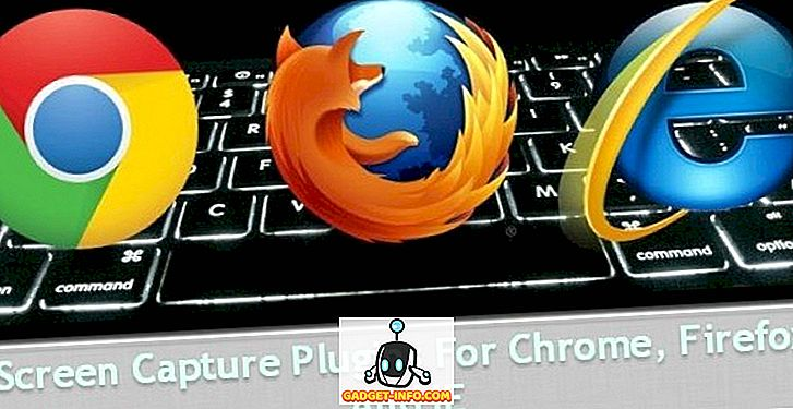 tech: Screen Capture Plugins för Chrome Firefox eller IE för att ta skärmdumpar, 2019