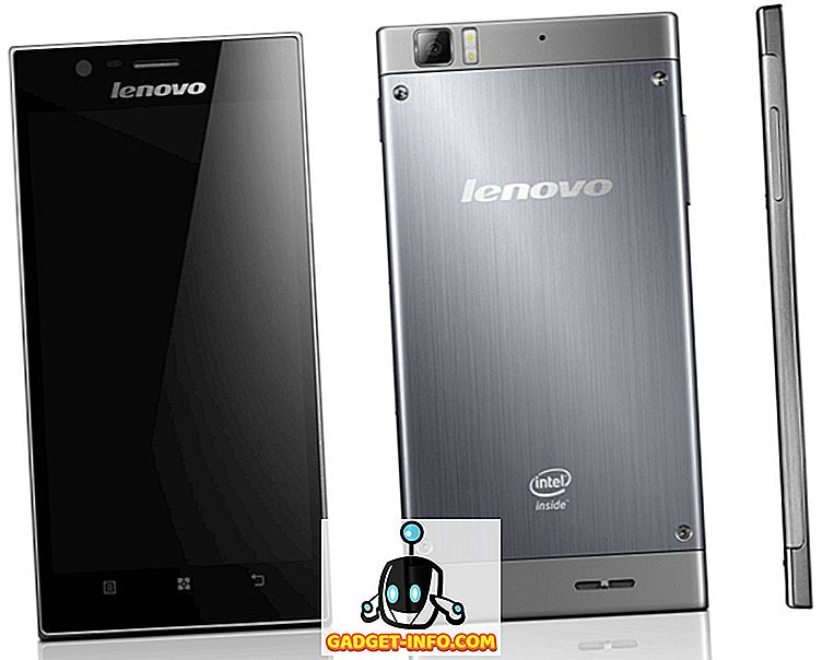 Lenovo K900 Smartphone-specificaties, prijs en lanceringsdatum
