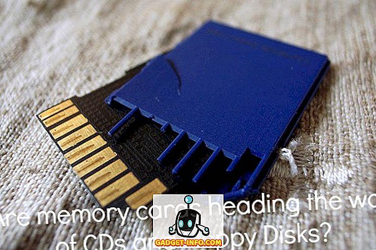 التكنولوجيا - ننسى بطاقات الذاكرة ، والهواتف الذكية مع التخزين 128GB قادم