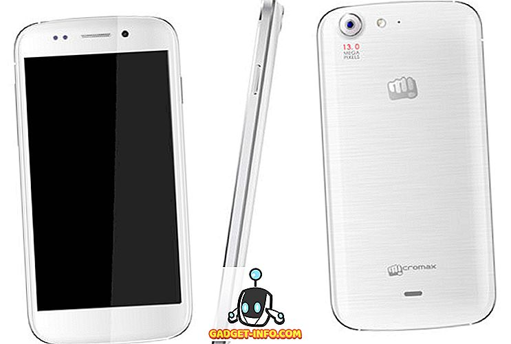 Micromax Canvas 4 A210 Характеристики, спецификации, цена и дата на стартиране в Индия
