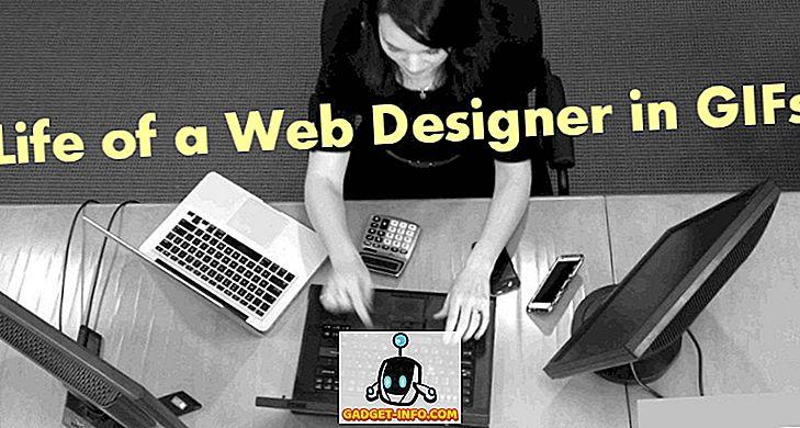 Die Geschichte eines Webdesigners in 15 GIFs