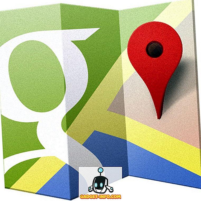 10 Google Maps Съвети и трикове, които трябва да опитате